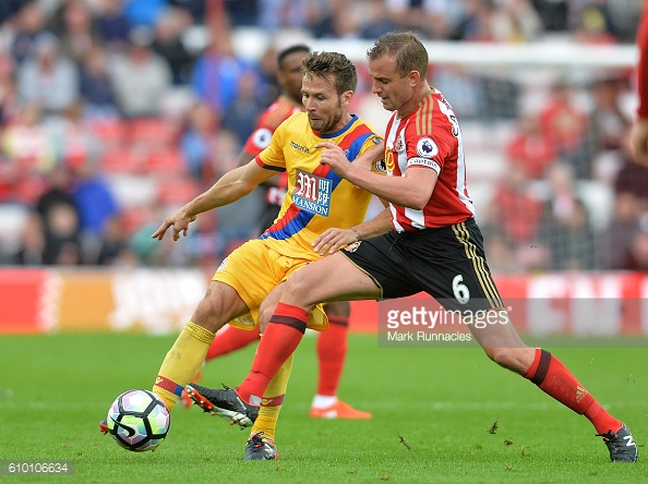 Cattermole has suffered an injury setback. Photo: Getty/