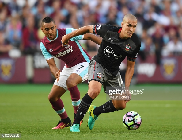 Romeu has become Southampton's key man this season. Photo: Getty.