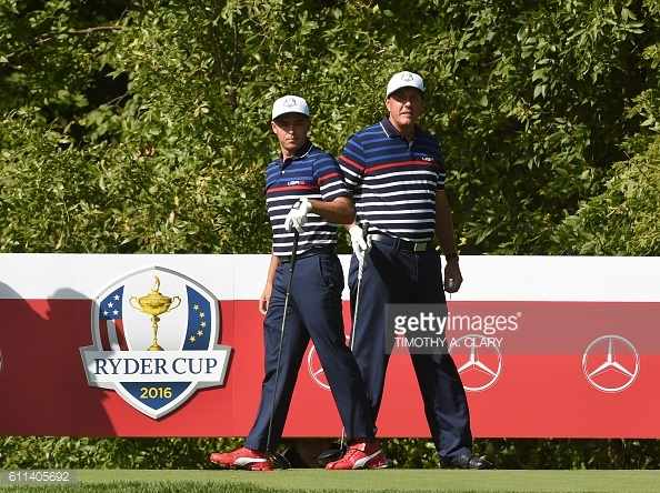 'Lefty' plays his 11th Ryder Cup this weekend (photo:getty)