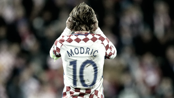 Luka Modrić   Foto: Getty Images