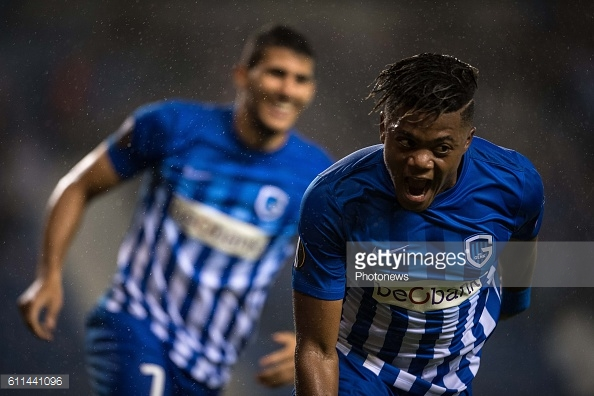 Bailey has been in fine form for Genk this season   Photo Getty Images
