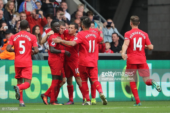Liverpool's players have delighted fans with some very excellent perfromances so far | Photo : Getty ( Matthew Ashton )