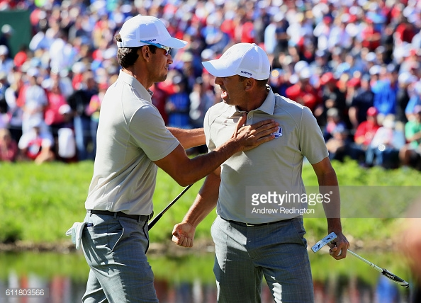 Garcia and Cabrera-Bello came pulled back four shots over the final five (photo:getty)