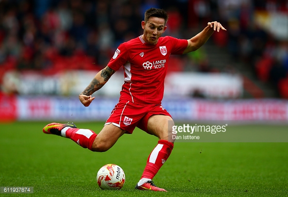Brownhill is yet to reach his full potential at Bristol City. (picture: Getty Images / Dan Istitene)