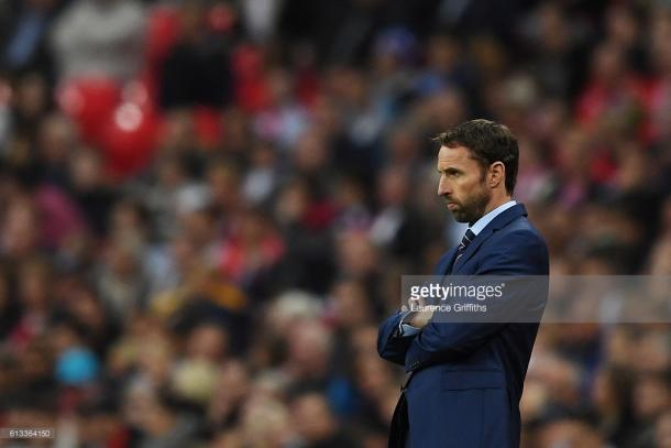 Gareth Southgate will be hoping his side can cement their position at the top of Group F. (picture: Getty Images / Laurence Griffiths)
