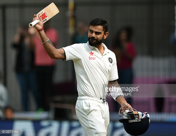 Kohli has set numerous records this year (photo: Getty Images)