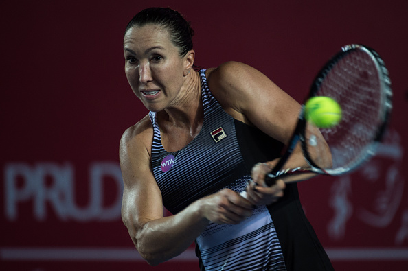 Jankovic surmounts a fightback | Photo: Jayne Russell/Getty Images