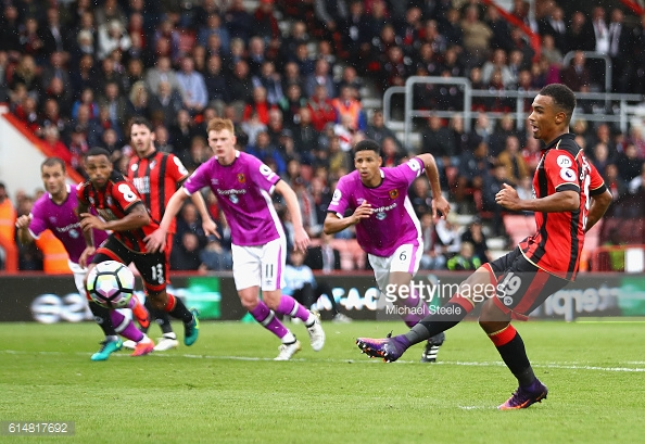 Stanislas produced a man of the match display (photo: Getty Images)