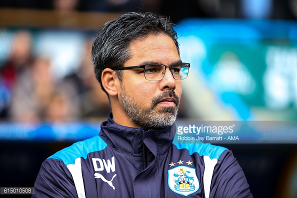 David Wagner has been criticised for his rotation policy in recent weeks. (picture: Getty Images / Robbie Jay Barratt - AMA)