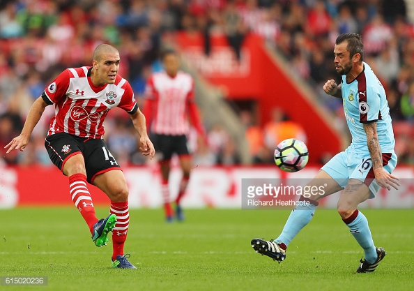 Romeu is focused on performing for Southampton amid the recognition and rumours. Photo: Getty.