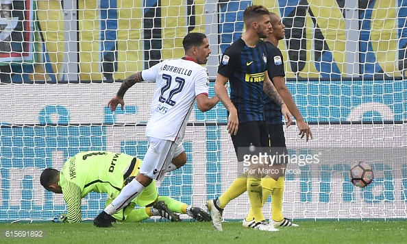 Inter have suffered a run of poor form of late. Photo: Getty