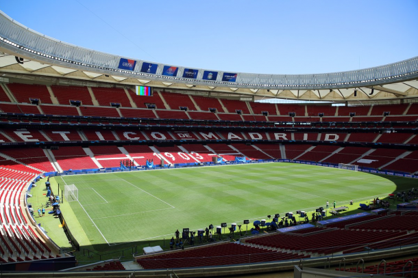 Foto: Twitter oficial UEFA Champions League