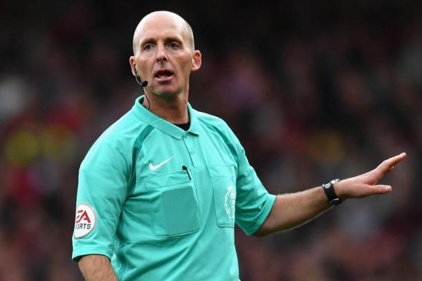 Mike Dean (Foto: Premier League)