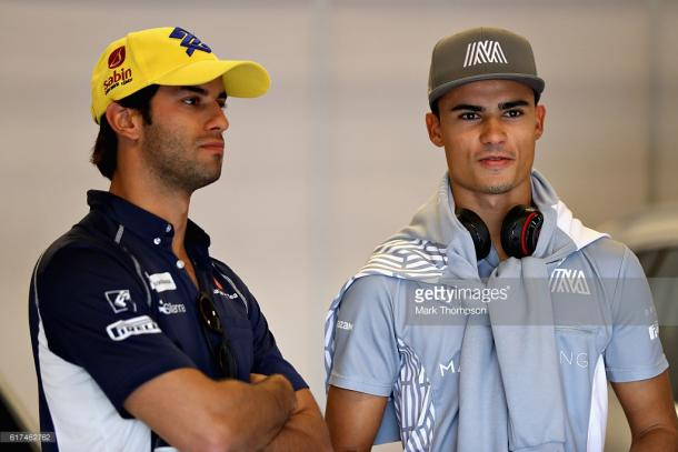 Felipe Nasr's points finish in Brazil cost him his F1 future. | Photo: Getty Images/Mark Thompson