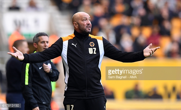Walter Zenga was a disaster in his time in charge at Wolves. (picture: Getty Images / Sam Bagnall - AMA)