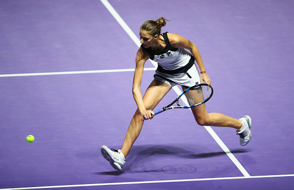 Pliskova fights back | Photo: Clive Brunskill/Getty Images