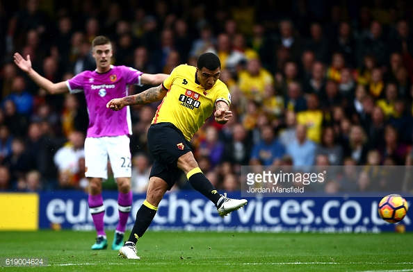 Watford fired 22 shots at Hull (photo: Getty Images)