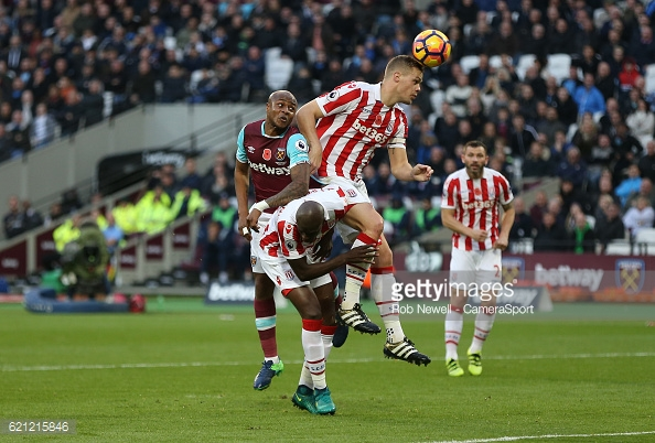 Shawcross and Indi have found their feet together. Photo: Getty