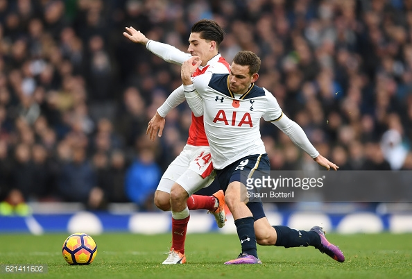 Janssen has failed to produce so far, as Spurs lack that spark in front of goal. Photo: Shaun