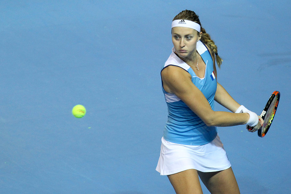Mladenovic back in Perth after six years | Photo: Elyxandro Cegarra/Getty Images