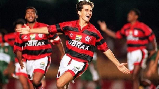 Sávio foi um dos principais artilheiros do Flamengo entre 1992 e 1997 (Foto: Divulgação)