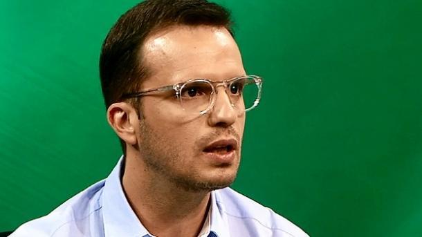 Andre Kfouri, journalist for ESPN Brazil and LANCE! Photo: ESPN Brazil