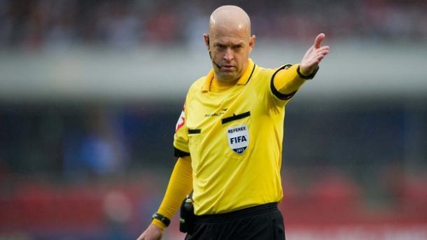 El árbitro del Chile - Argentina de hoy | Foto: ESPN