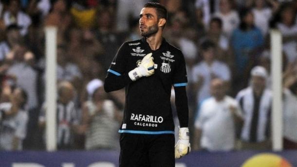 Vanderlei Farias da Silva / FOTO: Santos FC