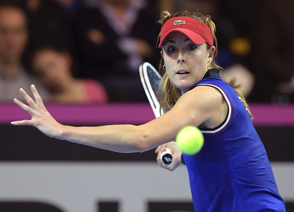 Cornet is the in-form player for the French team | Photo: Patrick Hertzog/Getty Images