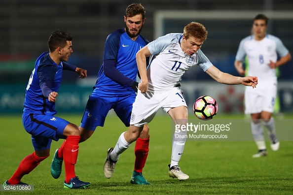 Watmore has been in good form for club and country. Photo: Getty/ Alex Mouhtapolous