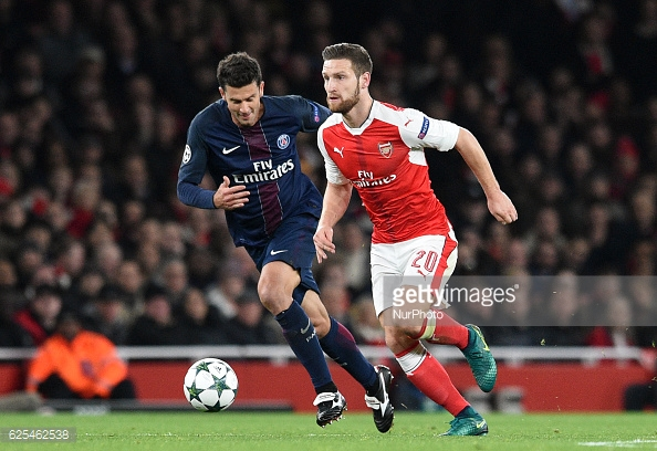 Mustafi had a few nervy moments throughout. Photo: NurPhotos/ Getty