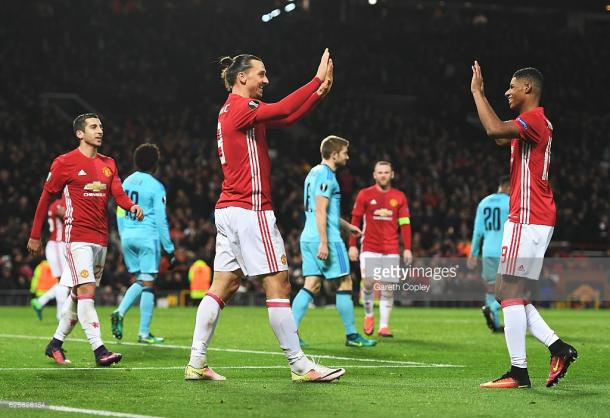 Has Rashford got the firepower to fill Ibrahimovic void? (photo: Getty Images)
