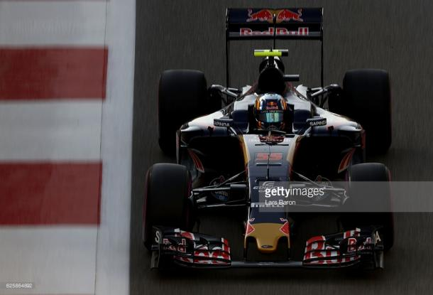 Carlos Sainz may be in for a difficult end to his weekend. | Photo: Getty Images/Lars Baron