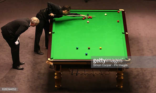 O'Sullivan has also enjoyed a solid week (photo: Getty Images)