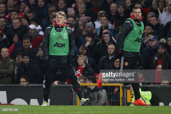 Schneiderlin has spent most of his time on the sidelines this season. Photo: Getty / Matthew Ashton - AMA