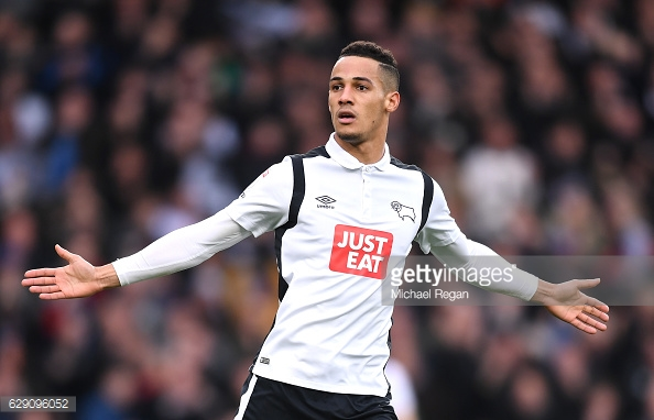 Ince is one of several players to leave Derby this summer. (picture: Getty Images / Michael Regan)