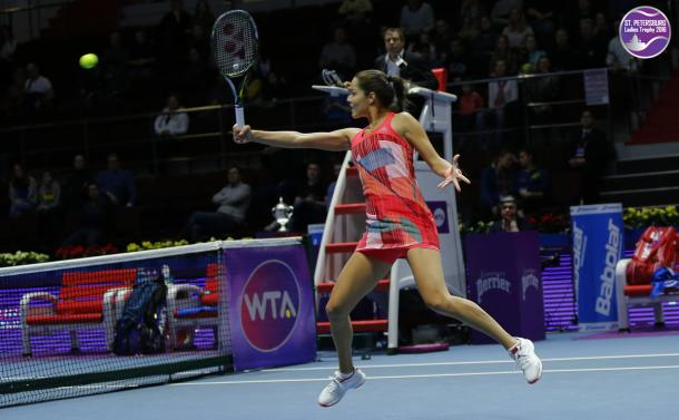 Photo: St. Petersburg Ladies Trophy Official Website