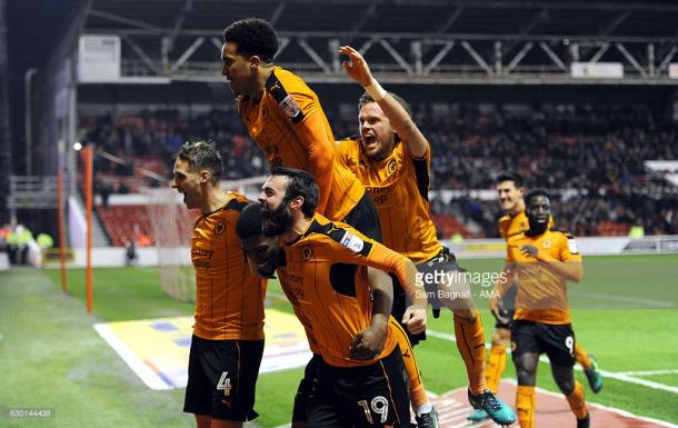 Wolves won on their last visit to The City Ground. (picture: Getty Images / Sam Bagnall - AMA)