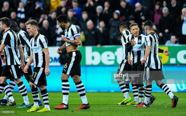 Newcastle finished top of the Championship last season. (picture: Getty Images / Serena Taylor)