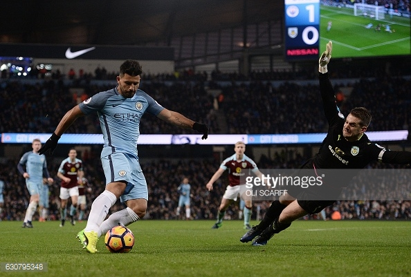 Aguero adds the eventual winner (photo: Getty Images)