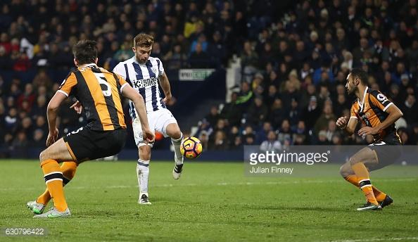 James Morrison scored the final goal against Phelan (photo: Getty Images)