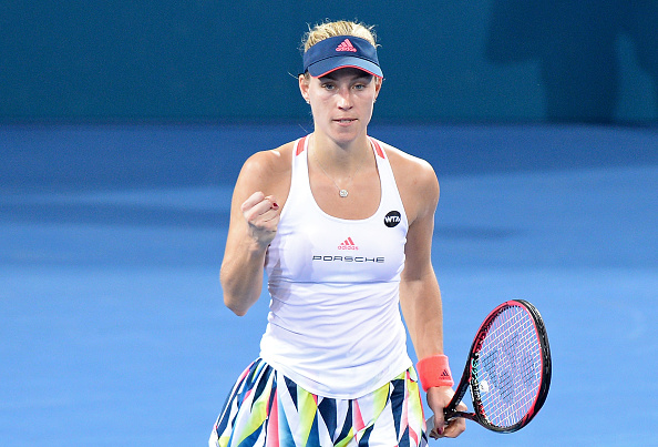 After an early loss in Brisbane, Kerber will look to replicate a similar result to 2014 in Sydney, where she made the final, or better. Photo credit: Bradley Kanaris/Getty Images.