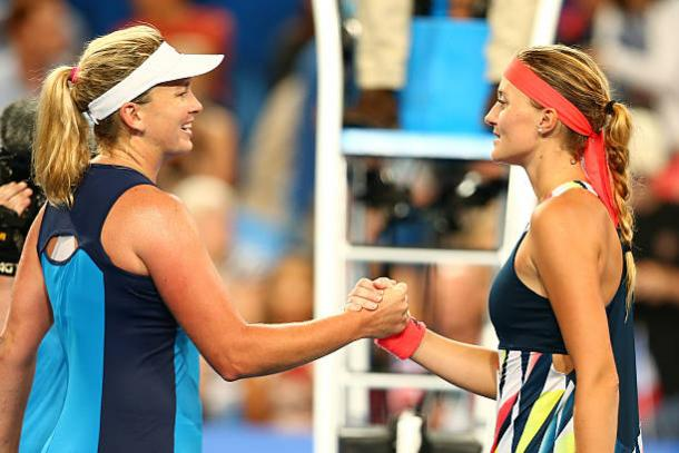Vandeweghe (left) could be USA's hero again | Photo: Corinne Dubreuil/FFT