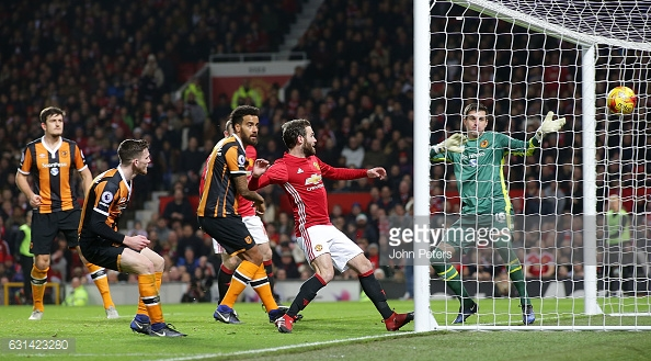 Mata had a huge influence (photo: Getty Images)