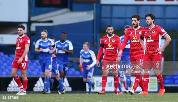 Ipswich beat Blackburn 3-2 on Saturday. (picture: Getty Images / David Shipman - Camera Sport)