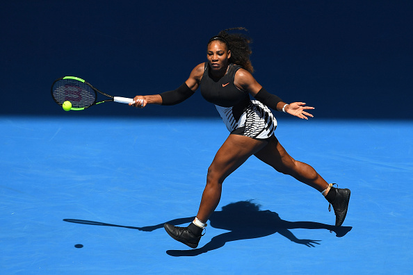 Williams earns the first break | Photo: Quinn Rooney/Getty Images