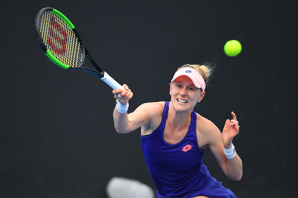 Riske finds her range again | Photo: Quinn Rooney/Getty Images