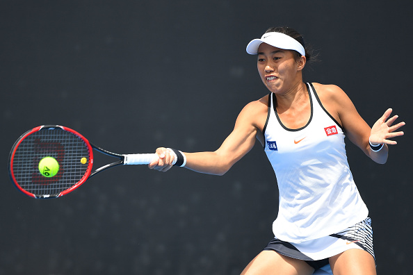 Zhang digs deep to get back on level terms | Photo: Quinn Rooney/Getty Images