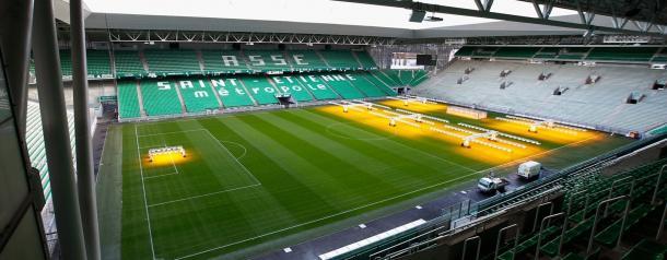 O Estádio vai encher esta noite para ver jogar as quinas | Foto: Site Oficial Euro 2016