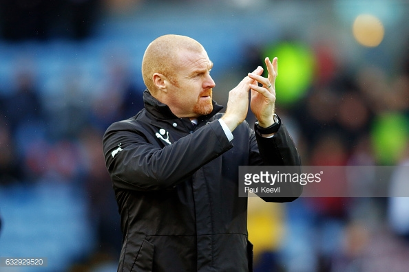 Dyche is hoping to add to the squad (photo: Getty Images)